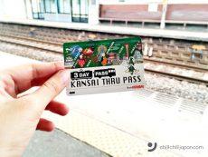 เดินทางสะดวกสบาย ด้วยตั๋วสุดพิเศษ Kansai Thru Pass เที่ยวได้ทั่วคันไซ