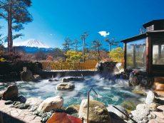ออนเซ็น ฟูจิ Fuji Yurari Hot Spring อิ่มวิวฟูจิราคาเบาๆ