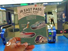 เที่ยวสุดคุ้มด้วย Jr east pass tohoku area เดินทางแบบไม่อั่นจากโตเกียวสุดโทโฮคุ