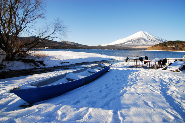 ทะเลสาบ ฟูจิ