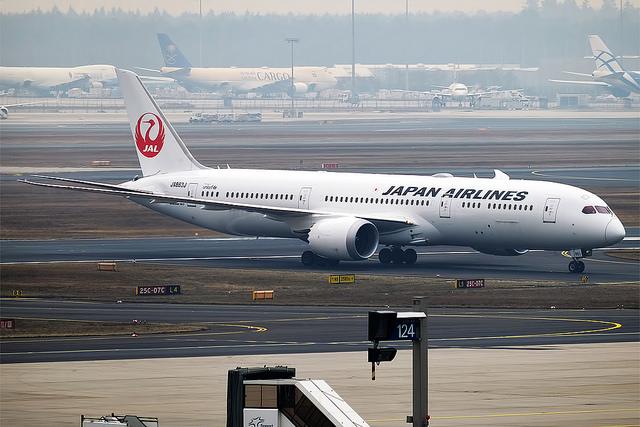 รีวิว japan airline