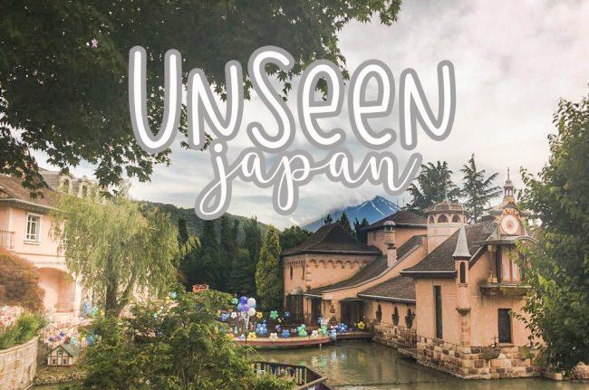 บินตรงชมความ Unseen ญี่ปุ่น ระดับเทพนิยาย เที่ยวสนุก ได้รูปประทับใจ