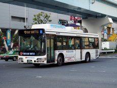 เที่ยวโอไดบะสุดสะดวกด้วย Tokyo bay shuttle bus นังฟรี ไม่มีหลง