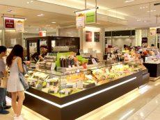 อิ่มอร่อยกับอาหาร เพลิดเพลินช้อปปิ้ง ณ ห้าง Shinjuku Takashimaya