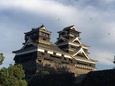 เที่ยวคุมาโมโตะ ชม Kumamoto Castle ไฮไลท์ประจำเมือง เดินเล่นย่านโบราณ