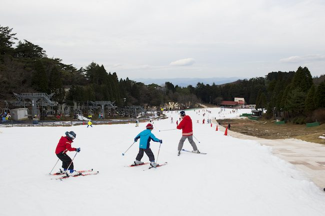 Kobe Snow Park