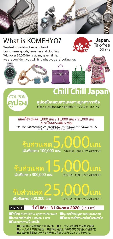 5,000 - 25,000 เยน