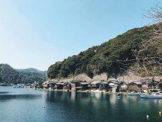 Ine kyoto หมู่บ้านชาวประมงวิวสวย บรรยากาศย้อนยุค