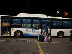 รีวิว shuttle bus ดอนเมือง สุวรรณภูมิ ทางเลือกการเดินทางระหว่างสนามบินสุดสะดวก
