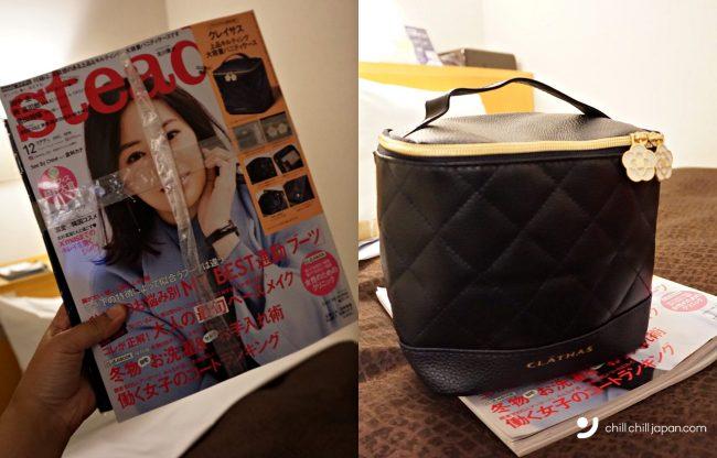 เปิดกล่อง ของแถม นิตยสารญี่ปุ่น เล่มไหนน่าซื้อ? ของฝากหลากสไตล์ไม่จำเจ