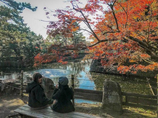 ทริปเดทแบบสาว ๆ เที่ยว เมือง โอกาซากิ สนุกถูกใจ 2 วัน 1 คืน ②