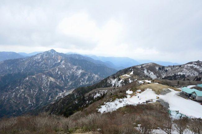 Gozaisho Ropeway