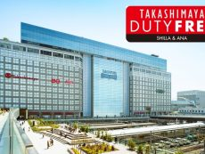 พาช้อปร้าน Duty Free ในห้าง ทาคาชิมายะ ชินจูกุ พร้อมโปรโมชั่นส่วนลดในราคาสุดคุ้ม
