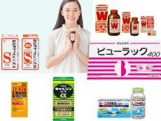 ลิสต์ตัวช่วย ยาถ่าย ยาแก้ท้องเสีย ยาระบายญี่ปุ่น มีปัญหาเรื่องท้องไส้ไม่ต้องห่วง