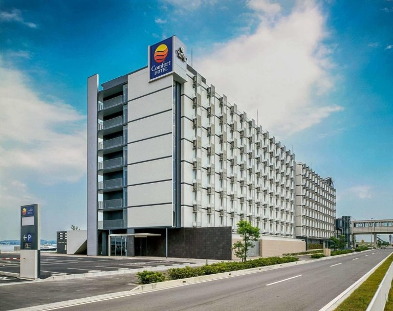 Comfort Hotel Central International Airport