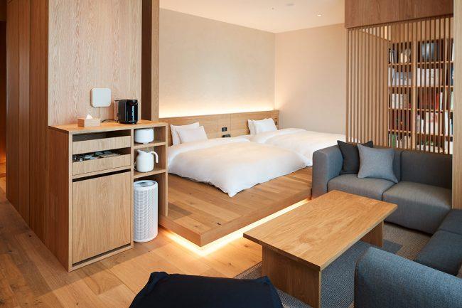 เปิดตัว MUJI HOTEL GINZA โรงแรมสุด Minimal กลางย่าน Ginza