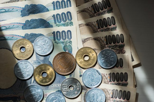 Japan yen