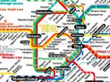 รวม แผนที่รถไฟ โตเกียว และเมืองข้างเคียง เลือกใช้เจ้าไหน ดูที่นี่