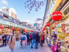 พาไปสัมผัสบรรยากาศญี่ปุ่นแท้ ๆ ในโตเกียวกับ พิกัดเดิน เที่ยว อาซากุสะ ใน 1 วัน
