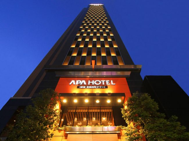 APA Hotel Shinjuku-Kabukicho