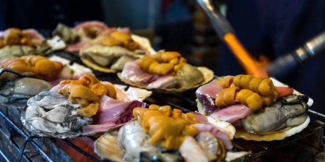 ตลาดปลาโตเกียว