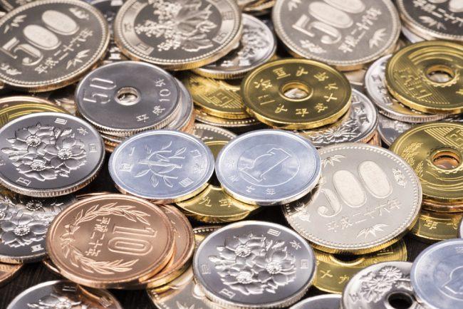 เงินเหรียญญี่ปุ่น