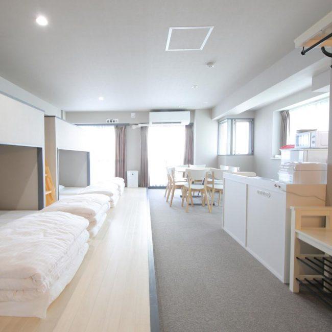 Beagle Tokyo Hostel&Apartments
