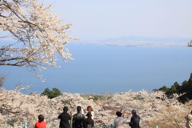 ทะเลสาบบิวะ ตัวแทนแห่งเมือง Otsu มนต์เสน่ห์แห่งสายน้ำ