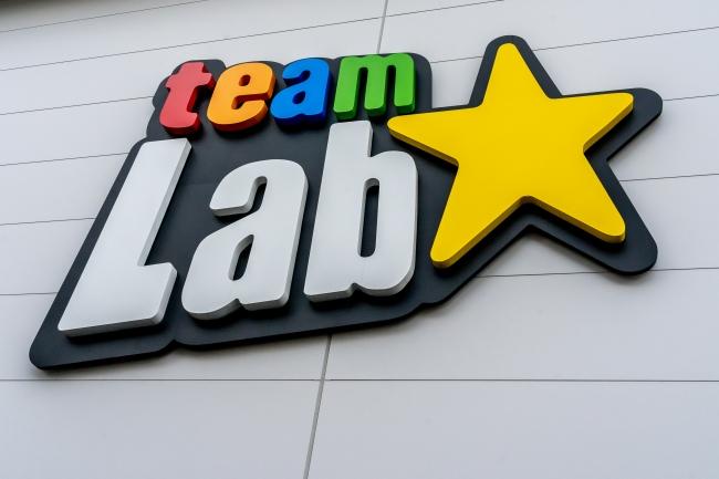 TeamLab Odaiba