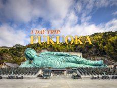 ฟุกุโอกะ เที่ยว 1 วันด้วย Subway One Day Pass ช้อป เที่ยว กิน ครบจบในวันเดียว