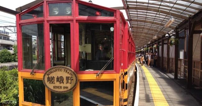 รถไฟสายโรแมนติก เกียวโต
