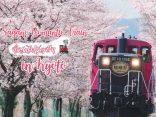 จองง่าย เที่ยวฟิน นั่ง รถไฟสายโรแมนติก เกียวโต พร้อมแพลนเที่ยวสุดพิเศษのサムネイル