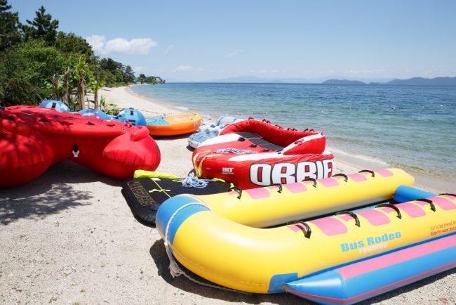 ลุยกิจกรรมบนทะเลสาบ ให้เหงื่อสาดแต่ชุ่มฉ่ำที่ บิวาโกะ