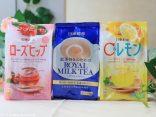 สุดยอด เครื่องดื่มญี่ปุ่น อร่อยเด็ดโดนใจ 3 แบบ 3 สไตล์ ชานม โรสฮิปและซีแอนด์เลม่อน