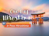 ทริปสุดมันส์!!! 1 วัน ไปกับ Jr Pass Hiroshima ใบเดียวเที่ยวทั่วฮิโรชิม่า
