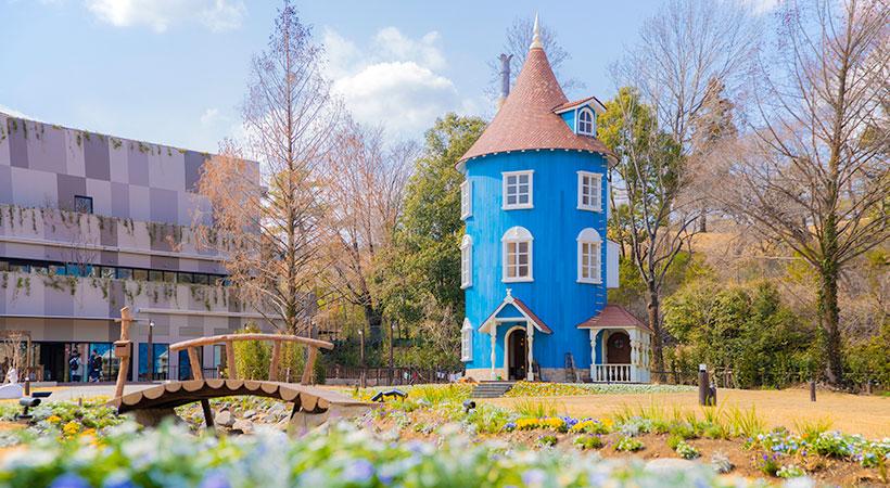 เที่ยว Moomin Valley Park สวนสนุกมูมิน สุดมุ้งมิ้ง @ ไซตามะ - Chill Chill Japan