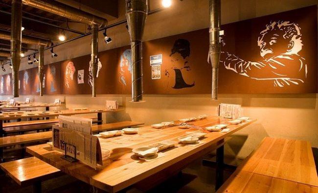 ร้านอาหาร ฟุกุโอกะ