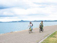 ใช้ชีวิตสโลวไลฟ์ วางแพลนทริปสั้นๆ ปั่นจักรยานสุดชิล เที่ยว Otsu