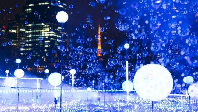 เทศกาล ประดับ ไฟ โตเกียว 2019
