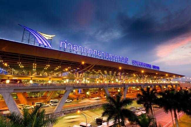 ไปสนามบินสุวรรณภูมิ