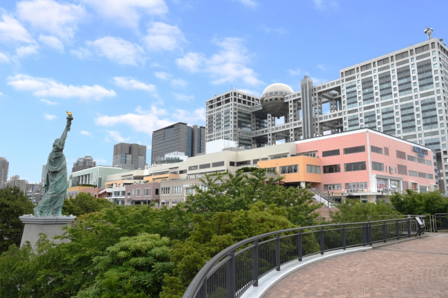 aqua city odaiba
