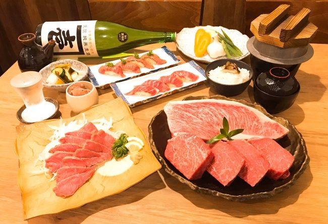 เที่ยวโกเบ บุกกิน ร้านเนื้อย่างโกเบ สุดฟิน Toramatsu no Nikutarashi เนื้อแน่นๆ สมราคา