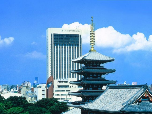 Asakusa View Hotel กับ 5 เหตุผลที่ควรเลือกเป็นอันดับต้นๆ ในย่านนี้ที่น่าไปพัก!