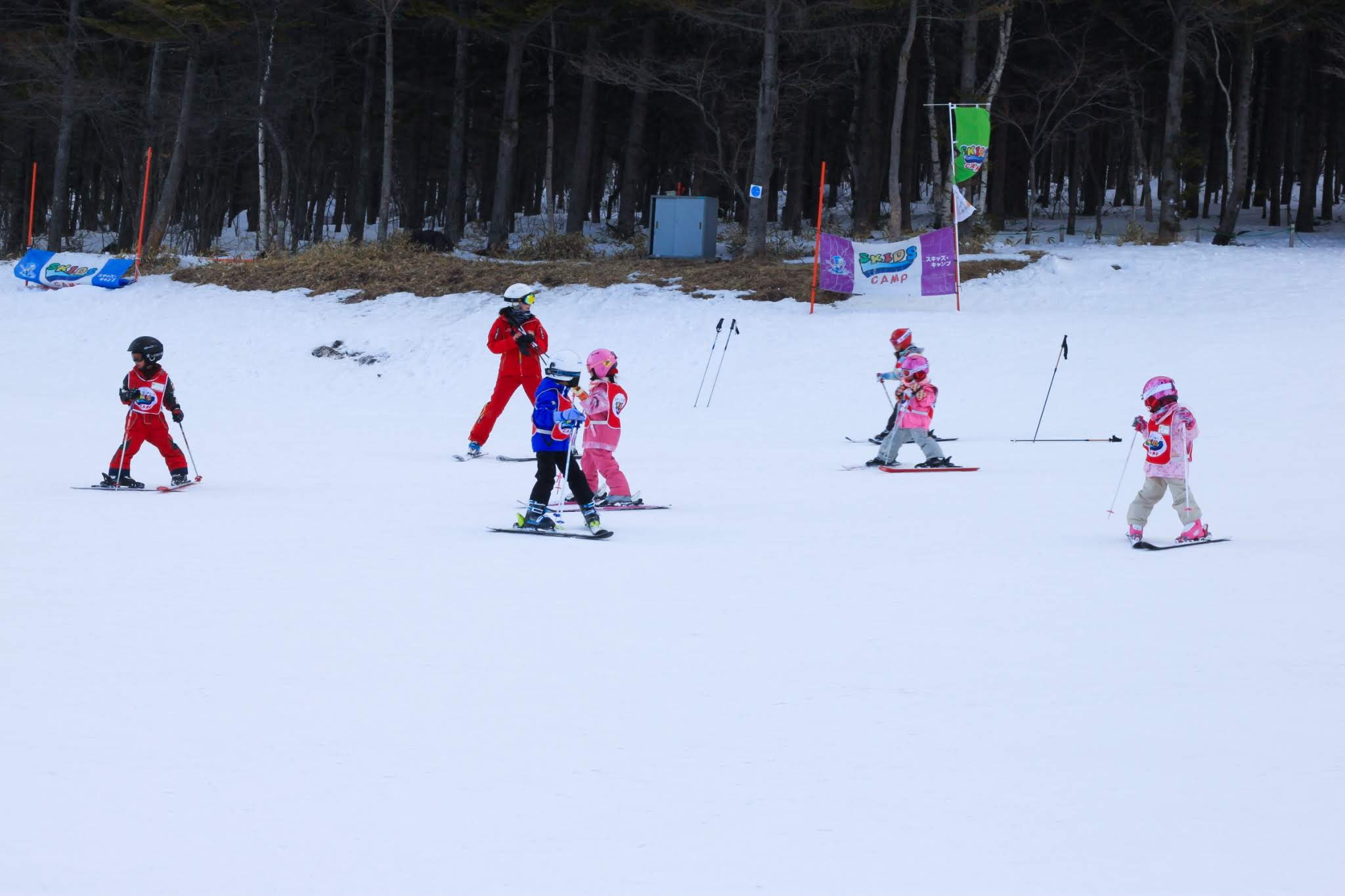 Kamui Misaka Ski Resort