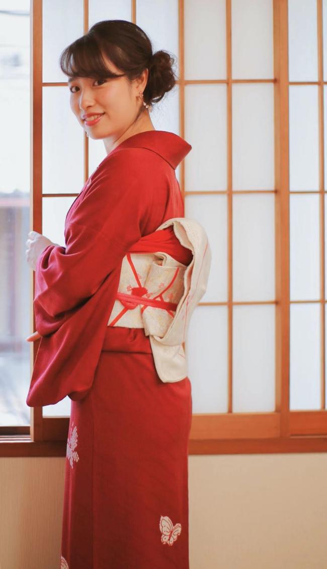 เช่าชุดกิโมโน เกียวโต
