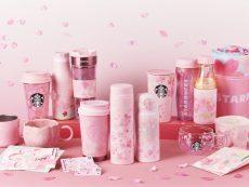 เปิดตัว Starbuck Sakura คอลเล็คชั่น 2020 พร้อมเมนูใหม่ ขาย 15 กุมภานี้