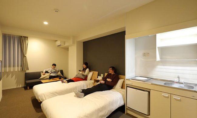 โรงแรม โอซาก้า
