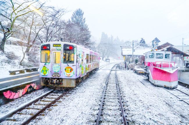 สุดยอด พาสญี่ปุ่น สุดประหยัดแห่งปี YUTTARI AIZU TOBU FREE PASS เที่ยวยาว 4 วัน จากโตเกียว-ฟุคุชิมะ-ไอสุ แบบคุ้มสุดคุ้ม