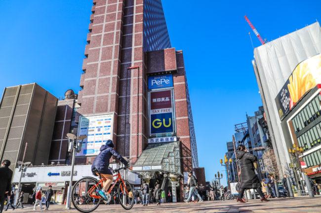 Seibu Pepe Shinjuku & Brick St.ห้างวินเทจใจกลางชินจูกุ แหล่งรวมร้านอร่อย ช้อปปิ้งสุดเพลินทั้งวัน