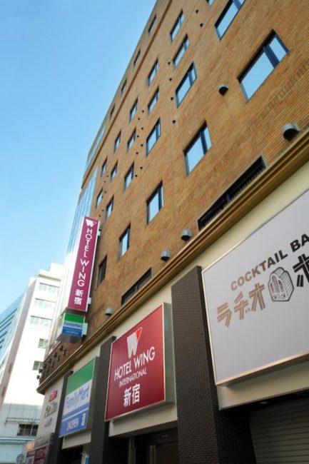 ที่พักชินจูกุ